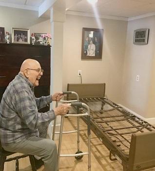 5 đề xuất thiết kế phòng ngủ hàng đầu cho người già