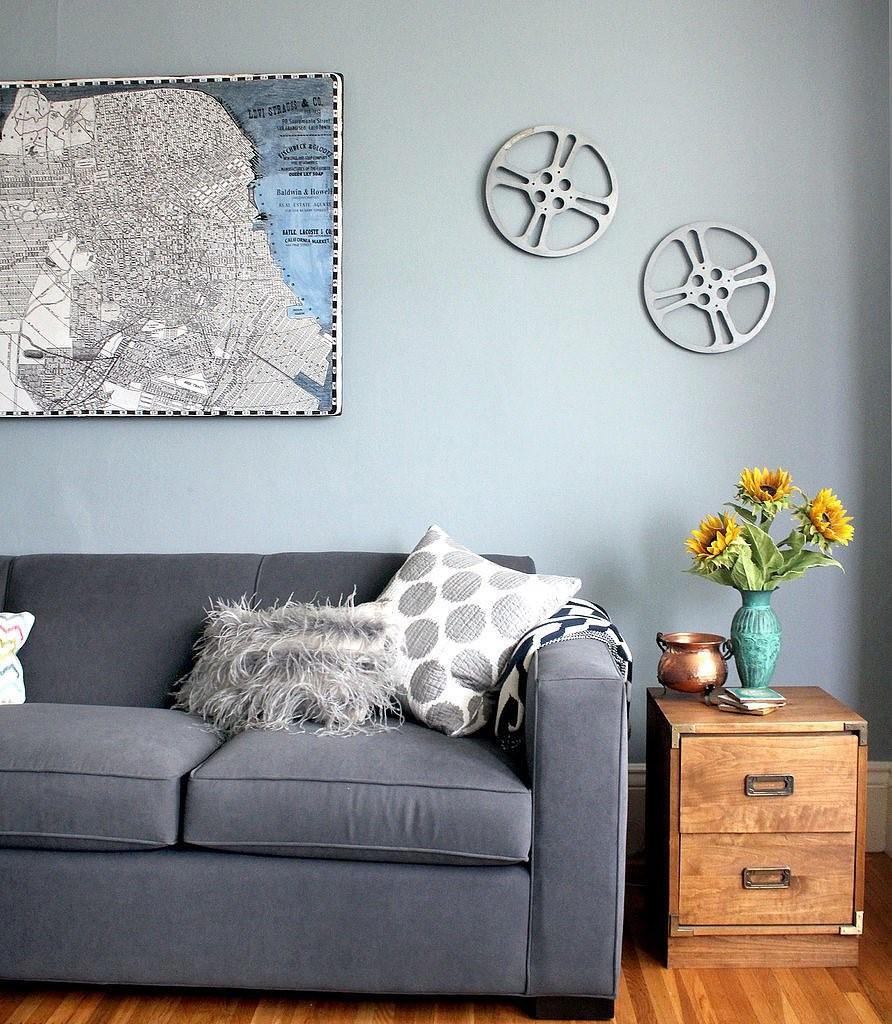 Bí quyết giúp không gian gọn gàng cho người yêu thiết kế nội thất