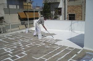 Chống thấm nhà vệ sinh và sân thượng cho nhà hiện đại