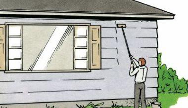 Dịch vụ sơn nhà chuyên nghiệp, bảo hành tốt, giá phù hợp