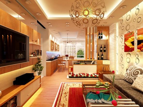 Dịch vụ tư vấn thiết kế nội thất, phong thủy Sao Việt