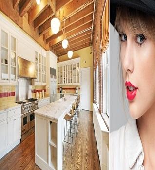 Ngắm nhìn căn bếp của các ngôi sao nổi tiếng và giàu có