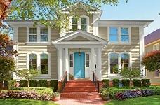 Những điều cần lưu ý khi sơn tường nhà màu trắng – sửa nhà nâng tầng
