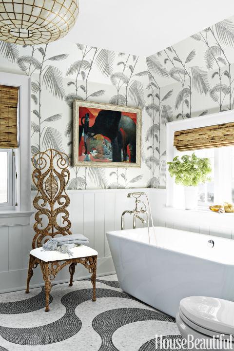 Những thiết kế phòng tắm hiện đại đẹp ngất ngây