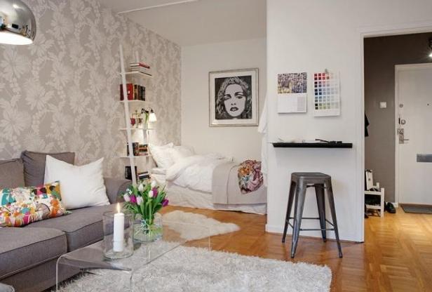 Những Tip nhỏ biến ngôi nhà chật chội thành rộng rãi