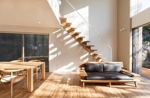 Nội thất tối giản phong cách Nhật Bản