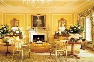 Phong cách thiết kế kiến trúc và nội thất Rococo