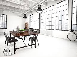 Phong cách tối giản hoá trong thiết kế nội thất hiện đại