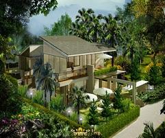 Phong thuỷ cho khu vườn nhà bạn