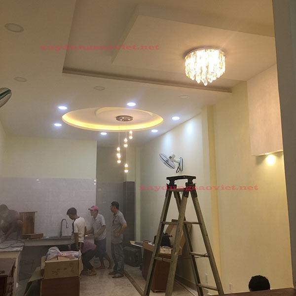 sửa chữa nhà trọn gói quận tân phú