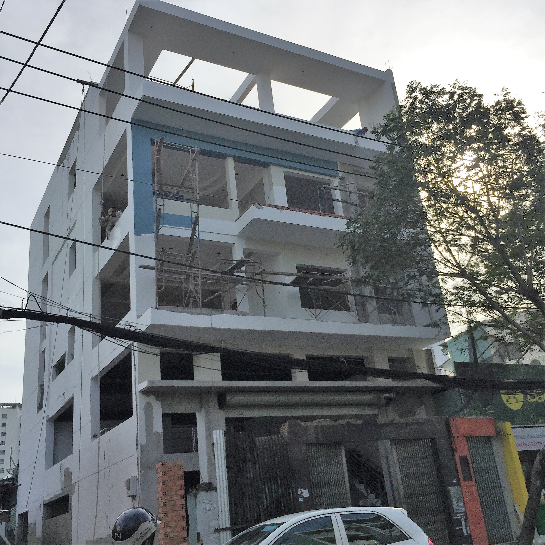 Sửa nhà chị Út quận Tân Phú - Dịch vụ sửa nhà đẹp, uy tín