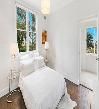 Tạo cảm giác phòng ngủ trông lớn hơn với 7 bí quyết này