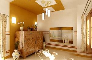 Thiết kế góc tâm linh thêm tôn nghiêm cho nhà bạn