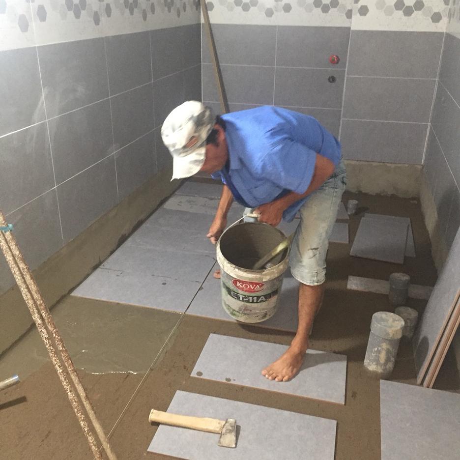Thủ tục xin giấy phép sửa chữa nhà