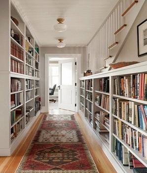Trang trí hành lang trong nhà đẹp với những ý tưởng độc đáo