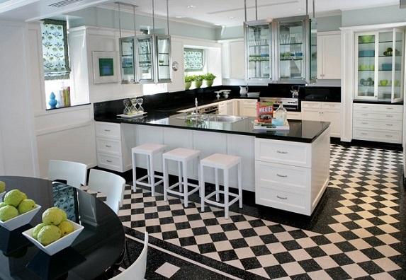 Vì sao lại chọn lựa sàn gạch cho nhà ở ?